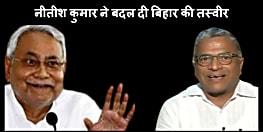 CM नीतीश ने विकास का महायज्ञ आरंभ किया,खत्म किया जातीय हिंसा,अराजकता और आतंक-हरिवंश