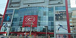 पटना के मशहूर सेंट्रल मॉल में लाखों की चोरी, CCTV में कैद हुई घटना