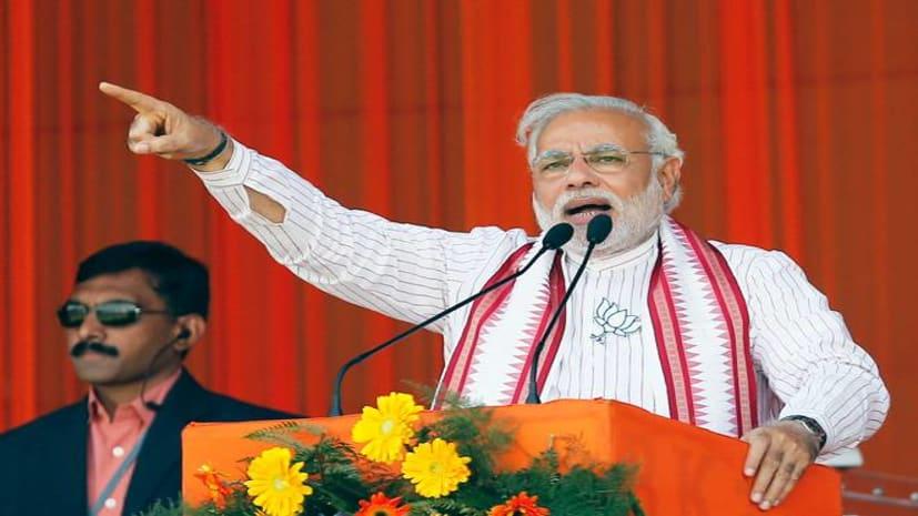 मोदी ने पाकिस्तान को चेताया, हम रुकेंगे नहीं और तेज गति से आगे बढ़ेंगे