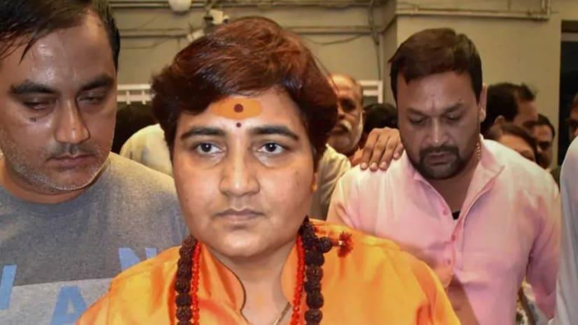 प्रज्ञा ठाकुर ने वापस लिया नामांकन, सियासी गलियारे में हलचल