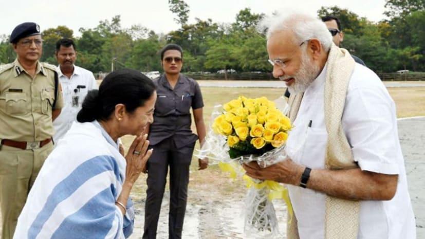 ममता बनर्जी प्रधानमंत्री नरेंद्र मोदी के शपथग्रहण समारोह में होंगी शामिल,  चुनाव के दौरान पीएम मानने से किया था इनकार