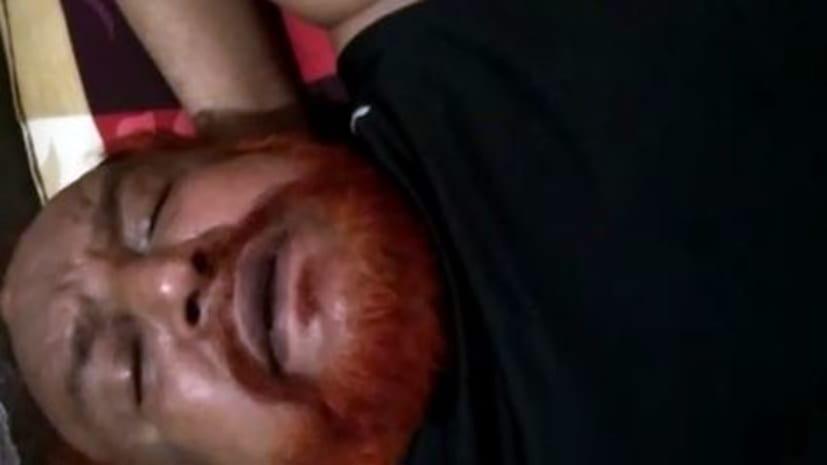 जहानाबाद जेल में बंद खूंखार कैदी बिंदू सिंह का वीडियो वायरल, इलाज नही कराने पर आत्महत्या की धमकी