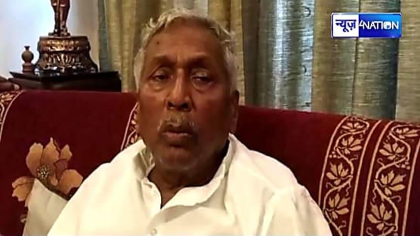आज पटना पहुंचेंगे बिहार के नये राज्यपाल फागू चौहान, 29 जुलाई को लेंगे पद की शपथ