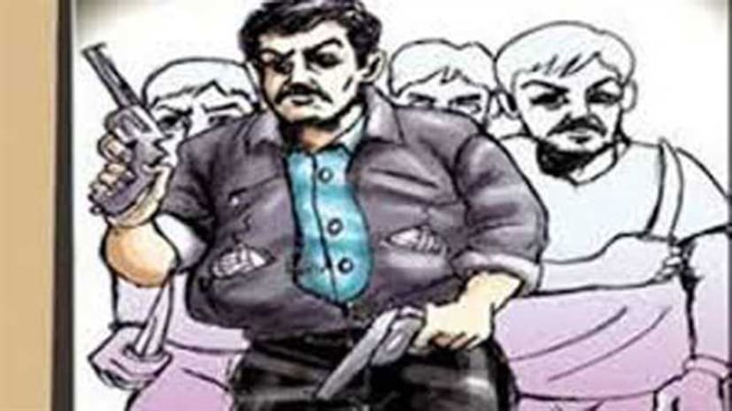 पटना में कुख्यात की हत्या के बाद गैंगवार की आशंका, इलाके में दहशत का माहौल