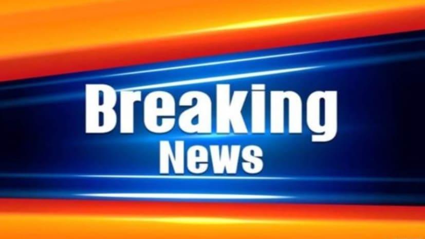 बाल-बाल बचे बिहार के डीजीपी, अनियंत्रित बस ने मारी  गाड़ी में टक्कर