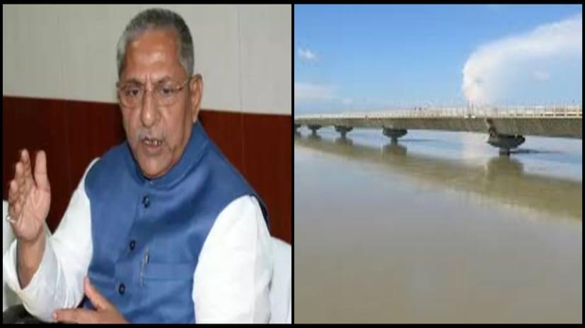 कोसी नदी पर एक और पुल निर्माण को केंद्र सरकार ने दी मंजूरी, मिथिला-कोसीवासियों को मिलेगी बेहतर कनेक्टिविटी
