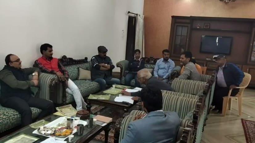 बीसीए से निलंबित सचिव पर लगे गलत आरोपों की जांच रिपोर्ट बीसीसीआई के समक्ष प्रस्तुत करेगी बीसीए- अध्यक्ष