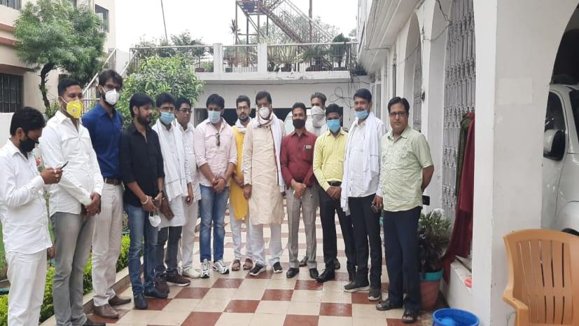 चुनाव से पहले बिहार प्रोफेशनल कांग्रेस की पटना में बैठक, युवाओं में प्रचार-प्रसार करने का आदेश