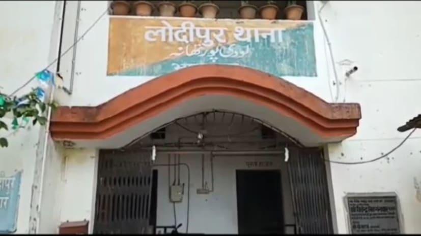 भागलपुर में हथियार के साथ नाबालिग गिरफ्तार, किसी बड़ी वारदात को अंजाम देने के फिराक में था शख्स