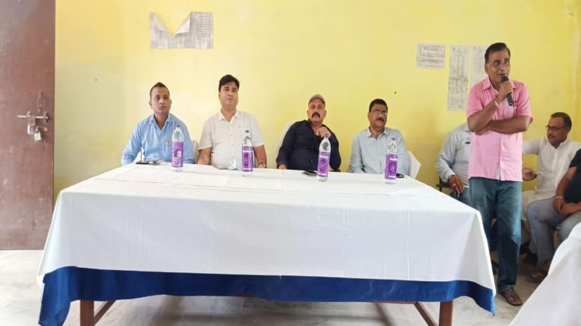 अनुमंडल पदाधिकारी के रूप में सेख जियाउल हसन ने पदभार ग्रहण किया