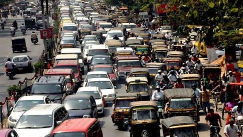 नरेन्द्र मोदी की सभा को लेकर बदलेगा आज पटना के ट्रैफिक का मिजाज़