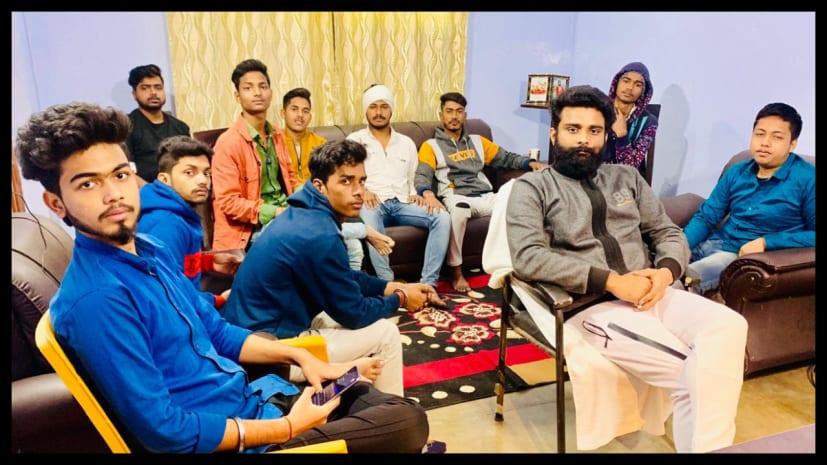 भाजपा युवा मोर्चा के कार्यकर्ताओं ने मन की बात कार्यक्रम को लेकर की खास तैयारी , लोकल फोर वोकल को लेकर की पहल