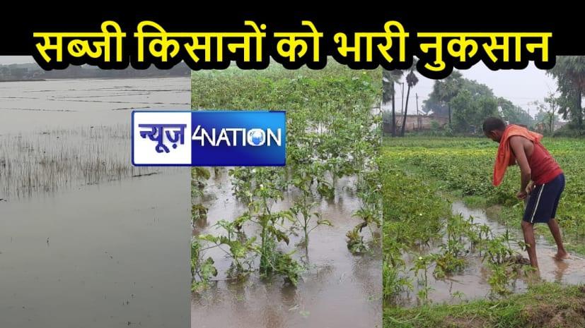 YAAS EFFECT IN BIHAR: किसानों को तूफान से लगा जोरदार झटका, ग्रामीण इलाकों में 48 घंटे से बिजली गायब