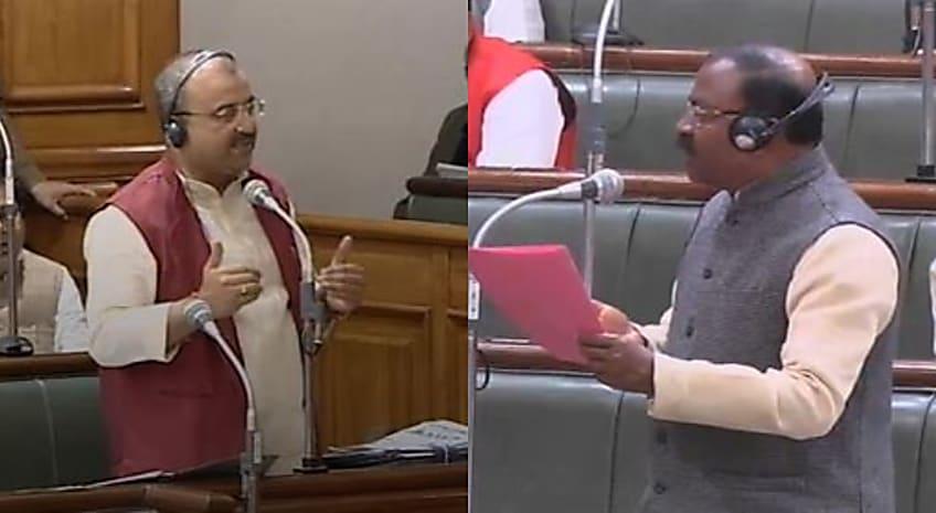 RJD विधायक ने स्वास्थ्य मंत्री मंगल पांडेय से पूछा, इस हाल में कैस खिलेगा और बढ़ेगा बिहार ...