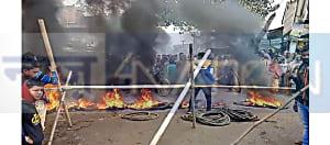 नवादा में युवक की पीट-पीटकर हत्या, आक्रोशित लोगों ने किया सड़क जाम