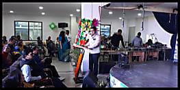 स्कूल ऑफ ग्लोबल एजुकेशन में वार्षिकोत्सव का हुआ आयोजन, बच्चों ने अपनी प्रतिभा का किया प्रदर्शन