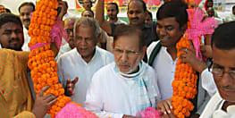 मुकेश सहनी मधुबनी में 'साफ नीयत, सही विकास' के लिए करें बद्री कुमार पूर्वे के लिए मतदान