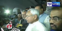 कैबिनेट विस्तार पर बोले CM नीतीश कुमार,9 मंत्रियों का पद खाली था इसलिए जरूरी था विस्तार