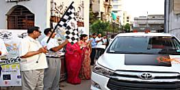 मगध मोटर स्पोर्ट क्लब के द्वारा पटना-लेह-लद्दाख कार रन का आयोजन