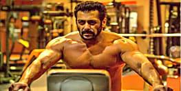 सलमान खान की शर्टलेस फोटो शेयर कर लिखा  , सुनकर फेंस हुए क्रेजी