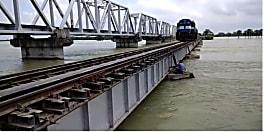 चार दिनों बाद समस्तीपुर- दरभंगा रेलखंड पर परिचालन शुरू, यात्रियों में ख़ुशी की लहर
