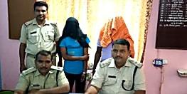 पुलिस ने अंतर्राज्यीय बाइक चोर गिरोह का किया पर्दाफाश, 3 मोटरसाइकिल के साथ दो को किया गिरफ्तार