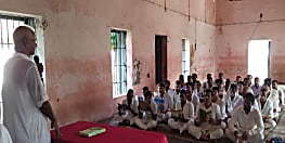 बिहार के खूंखार कैदियों के बीच आज से 'बापू की पाती' का किया जा रहा वाचन....अगले एक महीने तक कैदी पढ़ेंगे- एक था मोहन