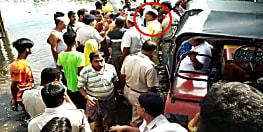 जलजमाव पर CM नीतीश को फंसाने की फिराक में BJP विधायक, कहा- मुख्यमंत्री आये थे ना...