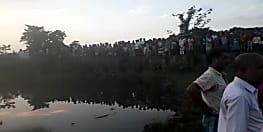 किशनगंज में नदी में डूबा बच्चा, तलाश जारी, परिजनों का रो-रोकर बुरा हाल