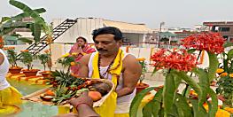 BJP नेता बिट्टू सिंह ने दिया अस्ताचलगामी सूर्य को अर्घ्य, कहा- इस महापर्व की आस्था में बसा है सामाजिक सरोकार...