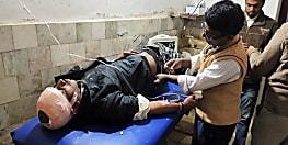 बेगूसराय में बेखौफ अपराधियों का तांडव, युवक को मारी गोली, हालत गंभीर