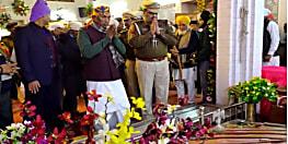 आज मनाया जा रहा है गुरु गोबिंद सिंह महाराज का 353वां प्रकाश पर्व, राज्यपाल फागू चौहान ने बाललीला साहिब में मत्था टेका