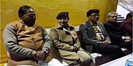 बाढ़ एएसपी लिपि सिंह का मुंगेर एसपी के रूप में हुआ प्रमोशन, विदाई समारोह में उमड़ा जनसैलाब