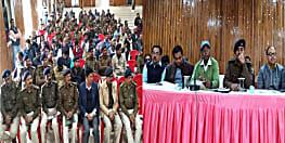 इंटरमीडियट परीक्षा को कदाचारमुक्त बनाने को लेकर डीएम ने की बैठक, अधिकारियों और केंद्राधीक्षकों को दिए कई अहम निर्देश