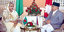 नेपाल ने अब बांग्लादेश से लगाई मदद की गुहार, पीएम ओली ने फोन कर शेख हसीना से मांगा यूरिया
