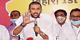 चिराग का नीतीश पर हमला, कहा- बीजेपी-जेडीयू कोई ईमानदार गठबंधन नहीं, इसलिए पीएम मोदी के पोस्टरों से नीतीश गायब हैं