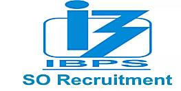 आईबीपीएस एसओ 647 पदों  पर भर्ती के लिए नोटिफिकेशन जारी , 23 नवम्बर तक कर सकते हैं ऑनलाइन आवेदन