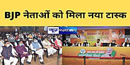 बिग ब्रेकिंगः BJP ने बिहार के नेताओं को दिया नया टास्क,कहा- राम मंदिर निर्माण के लिए घर-घर जाकर दीजिए इस काम को अंजाम