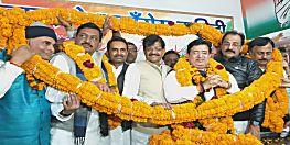 जदयू के पूर्व विधायक ने थामा कांग्रेस का हाथ, कहा 15 महीनों से JDU में हो रही थी घुटन