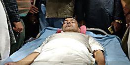 उपेंद्र कुशवाहा PMCH में भर्ती, राजभवन मार्च के दौरान पुलिस के लाठीचार्ज में हुए थे घायल
