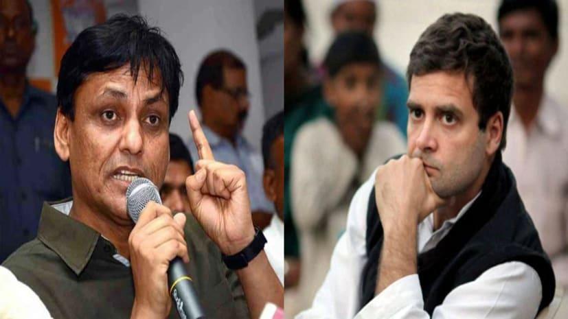 कांग्रेस की रैली पर बीजेपी का तंज, कहा-28 वर्षों बाद बिहार की आई याद, जबकि हम वर्षों करते रहे फरियाद
