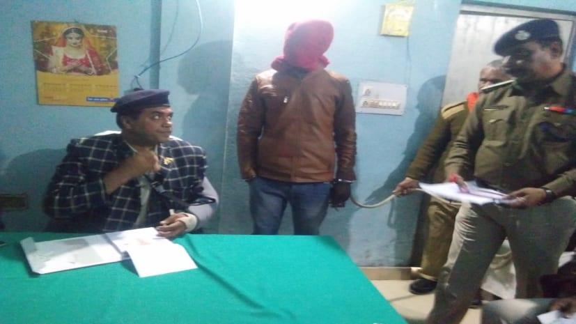 कैमूर पुलिस को मिली बड़ी सफलता, चेलवा गिरोह का मुख्य सरगना गिरफ्तार