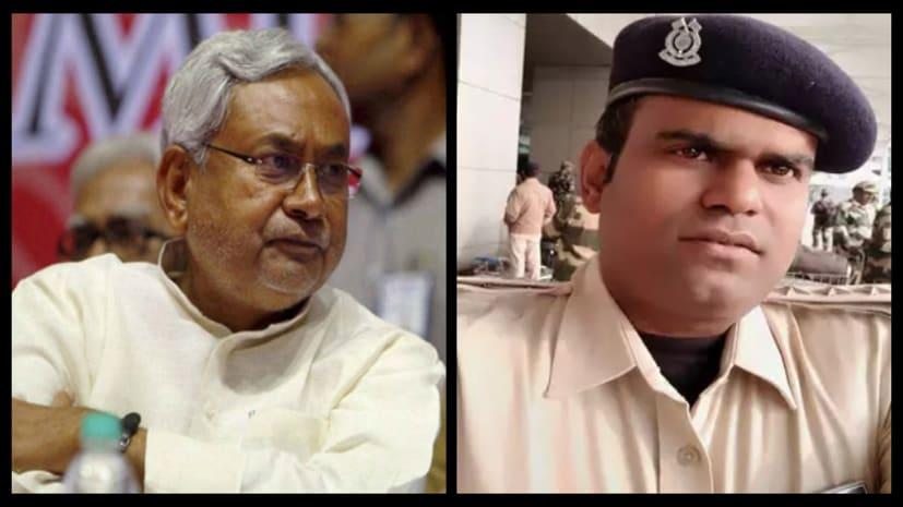 बिहार के लाल CRPF अधिकारी के शहीद होने पर सीएम नीतीश ने जताया शोक,  पुलिस सम्मान के साथ होगा अंतिम संस्कार