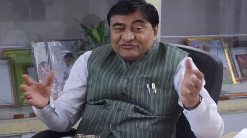 मांझी के पुराने साथियों ने छोड़ा साथ, महाचंद्र प्रसाद सिंह ने बनाई अलग पार्टी