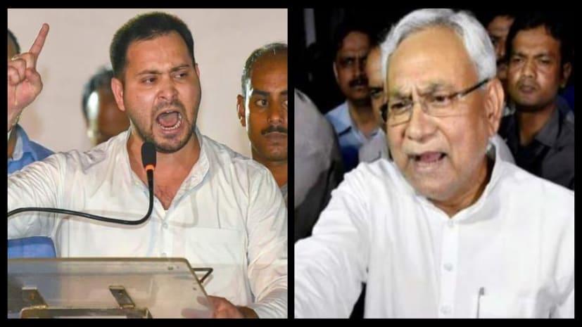 तेजस्वी यादव का बीजेपी-जदयू गठबंधन पर बड़ा हमला,कहा-बिहार NDA बदजुबान लोगों का गैंग