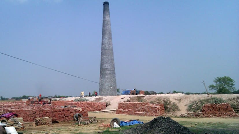राज्य में बंद हो गए आधे ईंट-भट्ठे, सरकार ने नई तकनीक अपनाने का 31 अगस्त तक का दिया था समय