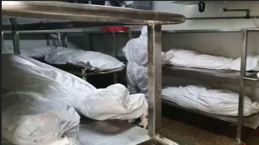 अस्पताल में रखा था महिला का शव, चूहे खा गए होंठ और कान