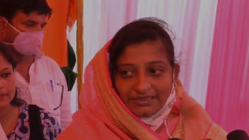 मंत्री विनोद सिंह के निधन के बाद NDA ने जताया निशा सिंह पर भरोसा, जानें क्या है कटिहार प्राणपुर विस के हॉट सीट की कहानी..