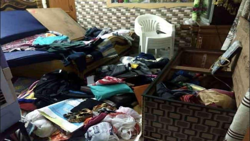 दिनदहाड़े चोरों ने डाॅक्टर के घर से उड़ाए 20 लाख के जेवर, पुलिस मामले की कर रही जांच