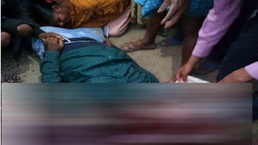 अभी-अभी : गया में बेखौफ अपराधियों का तांडव, मुखिया पति को मारी गोली, मौके पर मौत